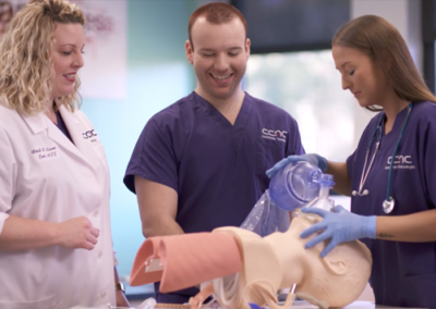 CCAC – Health Careers