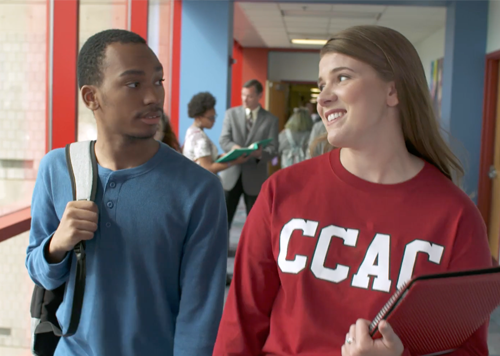 CCAC – College Experience