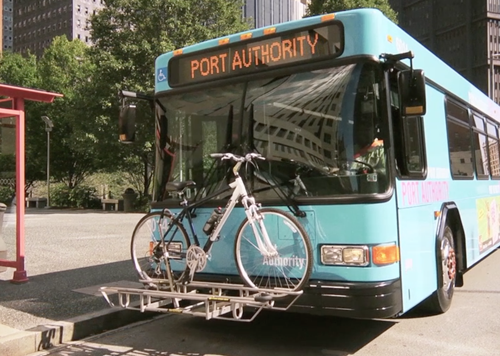 Port Authority – City of Bikes and Buses